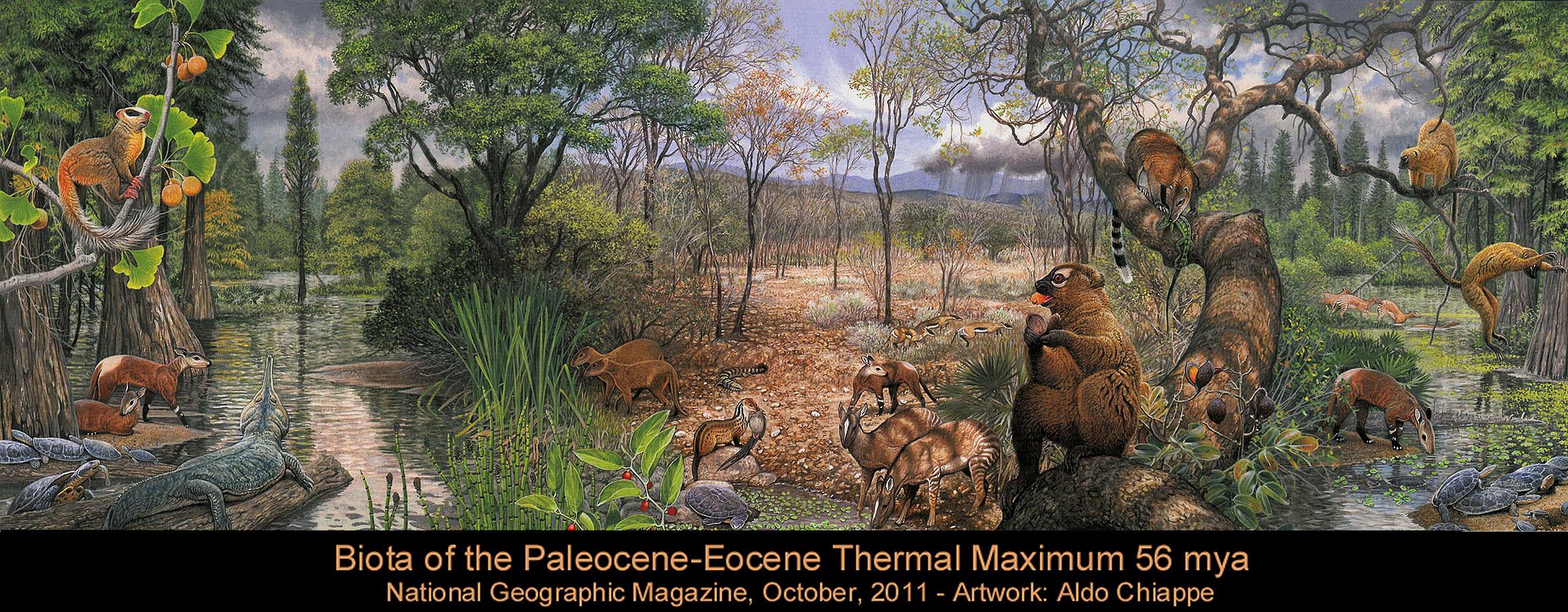 Palaeontology Online